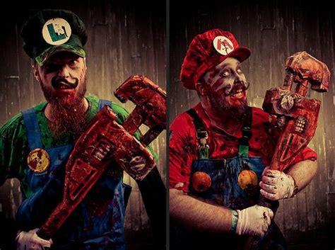 Mario Brothers Zombies Whoa Zombies Pinterest