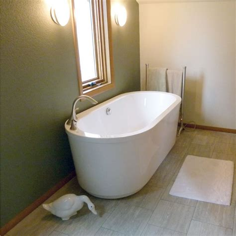 Stand Alone Bathtubs by Stand Alone Acrylic Bathtubs On With Hd Resolution
