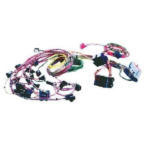 Painles Wiring Harnes 1993 Mustang Chassi by Painless Wiring 60511 5 0 Ford Fuel Injection System