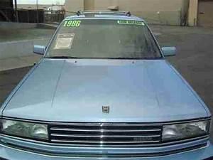 Buy Used 1986 Nissan Maxima Gl Wagon 4