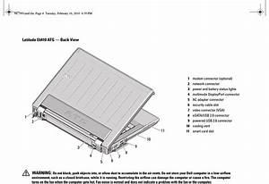 Dell Latitude E6410 Setup Guide Manualslib Makes It Easy