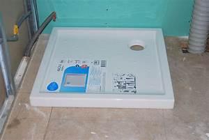 Etancheite Bac A Douche : pose receveur douche sur plancher etanch it page 1 ~ Premium-room.com Idées de Décoration