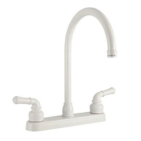 Dura Faucet J Spout RV Kitchen Faucet   Replacement Faucet