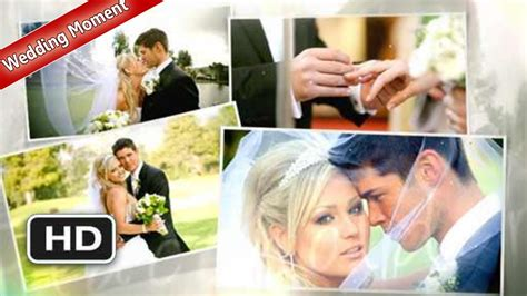 free adobe after effects template ae project wedding moment videohive cs4 ae project file