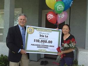 PCH Prize Patrol Drops In On Louisiana and California ...