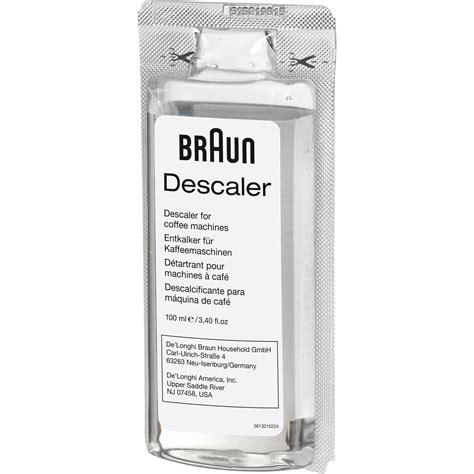 Cleaning your coffee maker with vinegar and water solution is pretty easy. Descaling Braun Coffee Maker With Vinegar - Image of ...