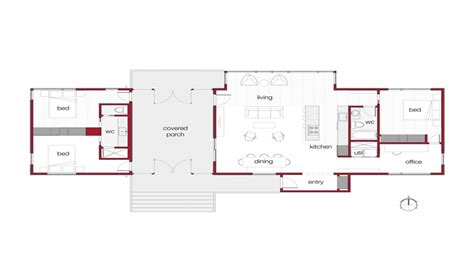 dog trot floor plans modern dog trot house plans simple