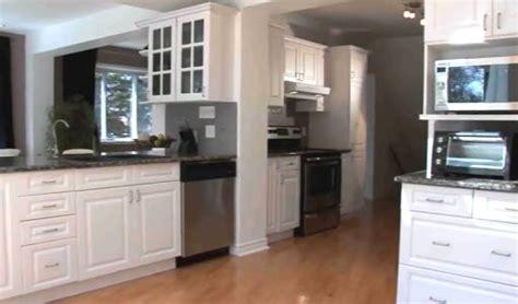 peindre des armoires de cuisine en bois home staging pour armoires de cuisine montreal