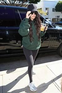 Kourtney Kardashian at Beauty Park Medical Spa in ...