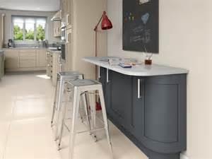 painted kitchen furniture creating an open plan kitchen kitchen sourcebook
