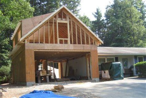 garage add on adding room above garage additions and renovations new