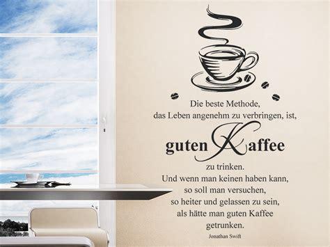 zitate leben kaffee