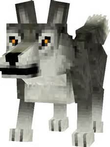 Minecraft Wolf Skin