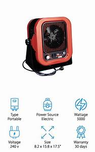 10 Best Heaters For Your Garage 2019  Buying Guide