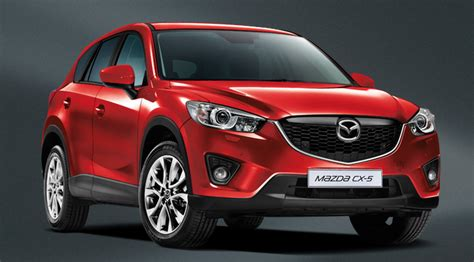 mazda company reviews of the mazda cx 5 an suv for the fleet market