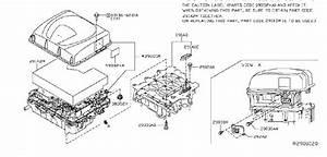 Nissan Leaf Engine Control Unit  Powertrain Control Module