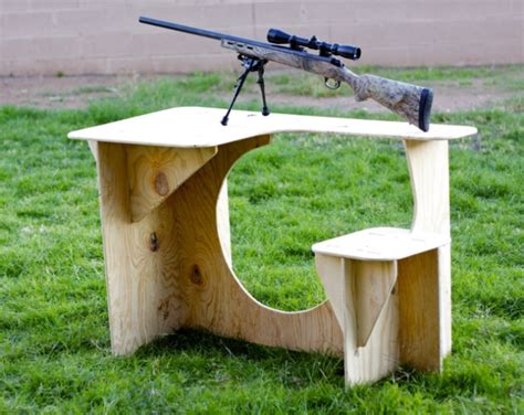 portable takedown shooting bench bodellcustoms