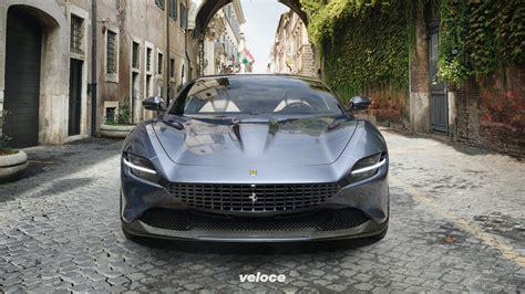 More listings related to ferrari roma. Ferrari Roma: eccola in movimento - Veloce