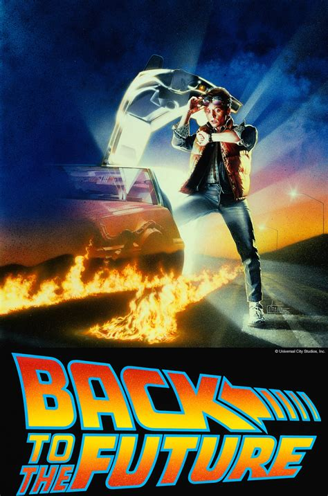 Back To The Future Trilogy On Bluray On October 26th