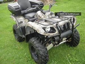 2005 Yamaha 660 Grizzly