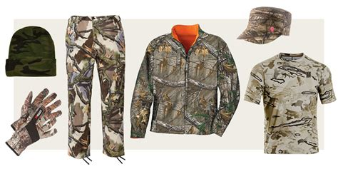 camouflage clothing  hunting  hunting gear