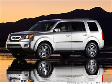 consumer reports  reliable cars mid size suvs