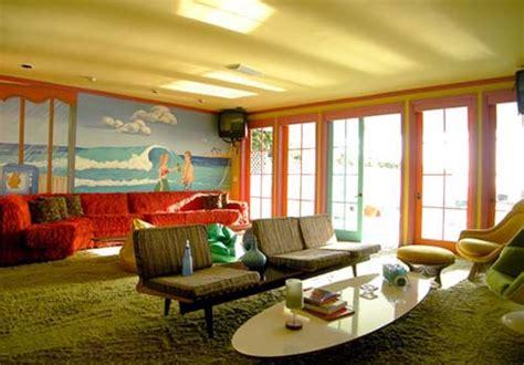 Beautiful, Colorful Beach House Interior In Santa Monica