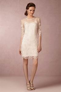 17 coolest variants of short wedding dresses the best for Short sheath wedding dresses