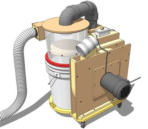 matthias wandel small dust collector plans werkstatt
