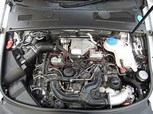 Audi A6 C6 2006 2 7 Tdi Oro Sklendes Gedimas  0