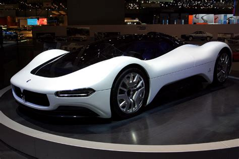 Maserati Birdcage 75th by 2005 Maserati Birdcage 75th Concept Images