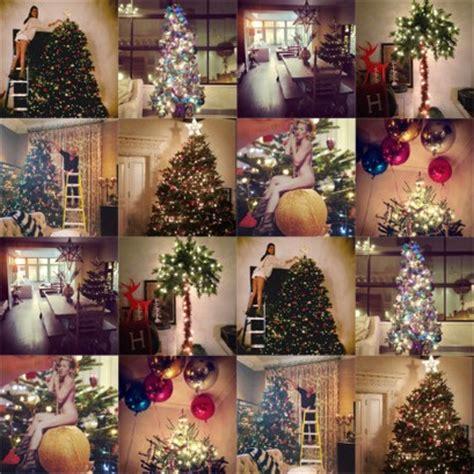 best dressed celebrity christmas trees telegraph