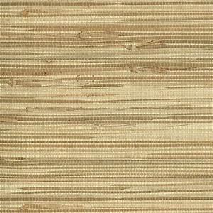 Kenneth James Endo Neutral Grasscloth Wallpaper Sample ...
