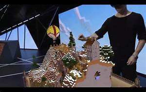 How Minecraft Will Work With Microsoft39s Hololens