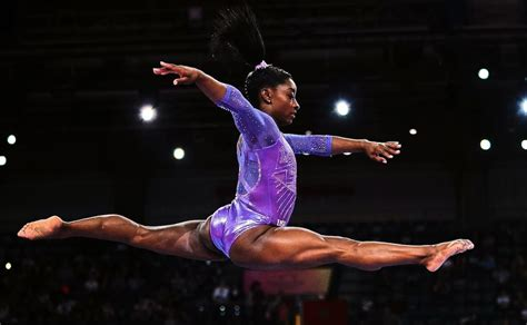 View the usa gymnastics summer olympics schedule for simone biles' 2021 vault and floor routine. Watch Simone Biles Best Routines Videos - Simone Biles ...