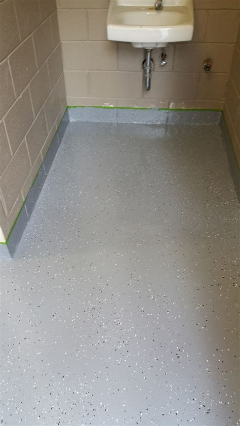 epoxy flooring atlanta epoxy system floor resurfacing in atlanta blackburn park rr