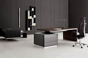 9 Black Office Desk Designs & How to Choose the Best one ...