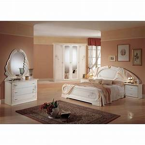 chambre a coucher complete italienne kirafes With chambre a coucher complete italienne