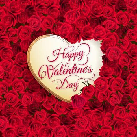 Valentine's Day Flower Shop Ads