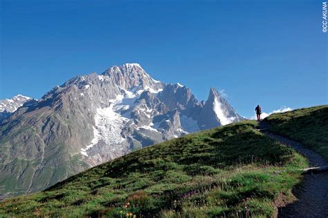 tour du mont blanc a pied tour du mont blanc nord trek
