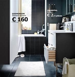 Kit Salle De Bain : salle de bain en kit ikea photo 10 15 des meubles ~ Dailycaller-alerts.com Idées de Décoration