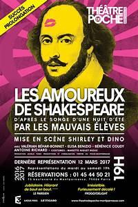 Theatre Poche Montparnasse : les amoureux de shakespeare th tre de poche montparnasse ~ Nature-et-papiers.com Idées de Décoration