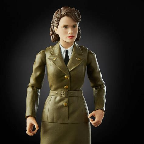 peggy captain marvel america carter legends avenger anniversary 80th movie pack series collectible inspired scale figure action hasbro