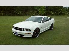 White Stangs With Black Rims The Mustang Source Ford
