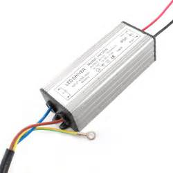 waterproof ip66 50w led power supply adapter driver ac85
