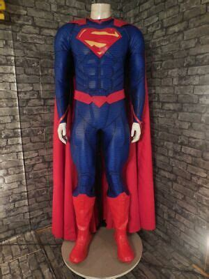 Superman New 52 Costume w/ Muscles | eBay
