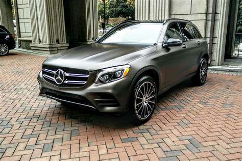 2016 Mercedes Glc300 by Drive 2016 Mercedes Glc 300 4matic Autos Ca