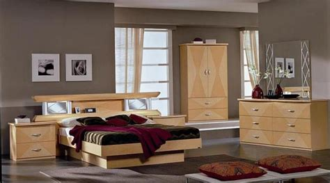 modern italian bedroom set