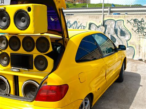 Different Types Of Car Audio Systems
