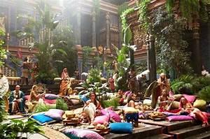 Alexander - Hanging gardens of Babylon.   Babylon Gardens ...